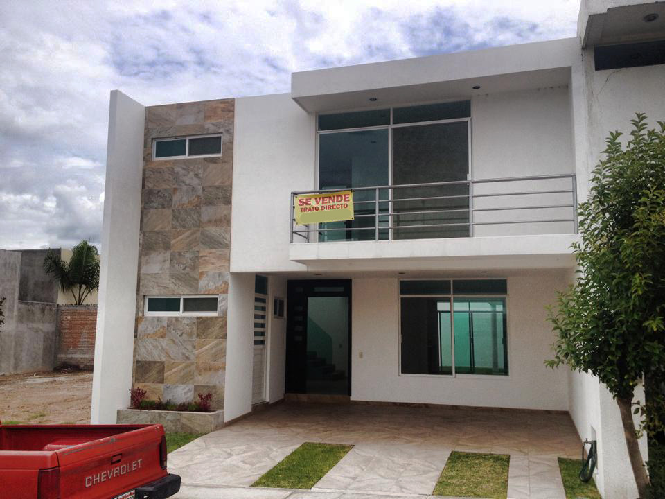 Venta de casa nueva p gina 4 casas de aguascalientes for Casa minimalista aguascalientes