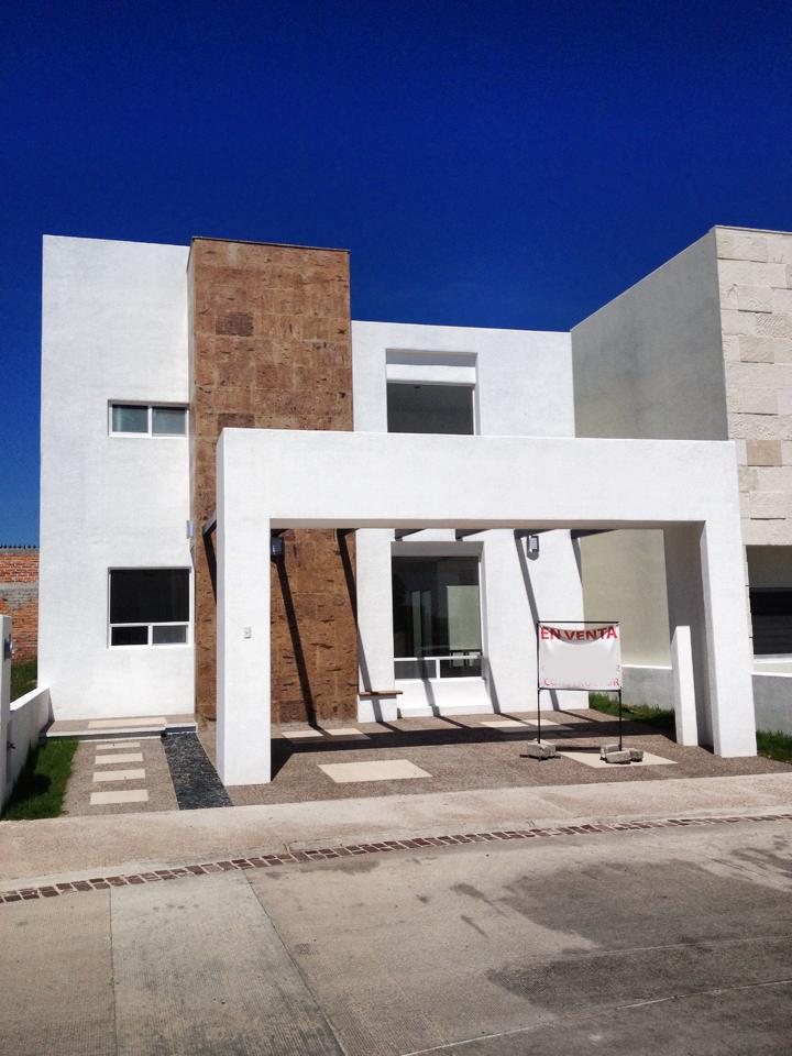 Casa nueva en el fracc los fresnos residencial casas de for Casa minimalista aguascalientes